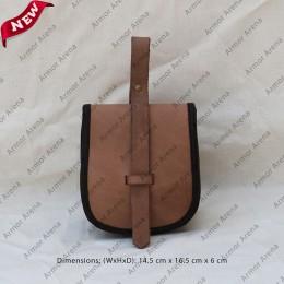 Lothbrok Leather Belt Bag