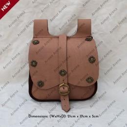 Prince Leather Belt Bag