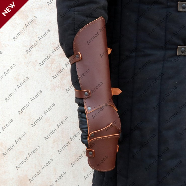 Prince Leather Gauntlet