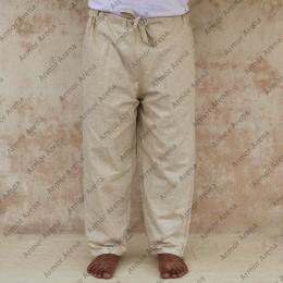 Medieval Linen Trouser