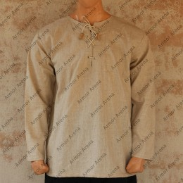 Medieval Shirt Linen