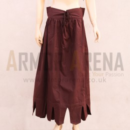 Women Skirt Pointed Bottom