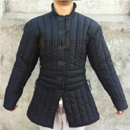 Long Sleeves Female Gambeson
