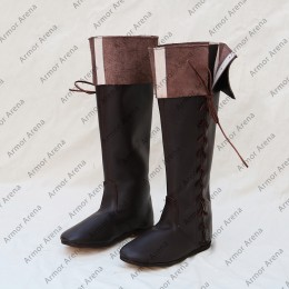 Horse Rider Long Boots