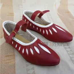 Ladies Slashed Shoes
