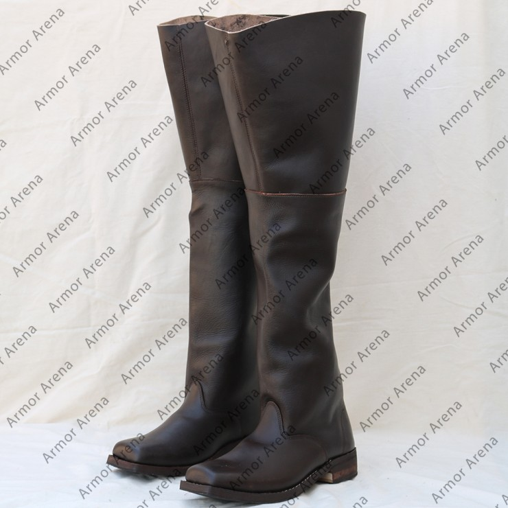 Thigh Height Long Boots