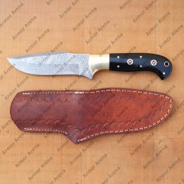 Fixed Blade Damascus Knife
