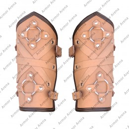Berserker Leather Bracers