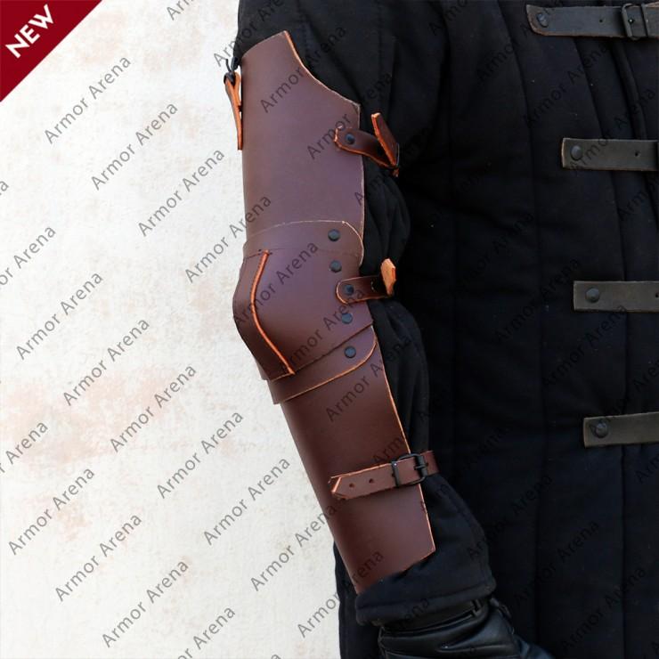 Leather Arm Armor