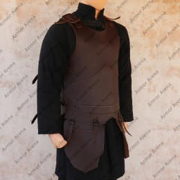 Leather Cuirass with Tassets