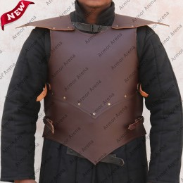 Vintage Leather Cuirass