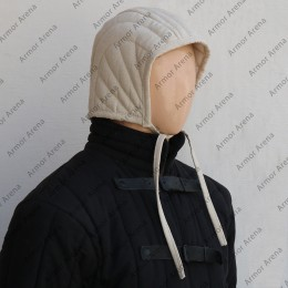 Padded Cap (Linen)