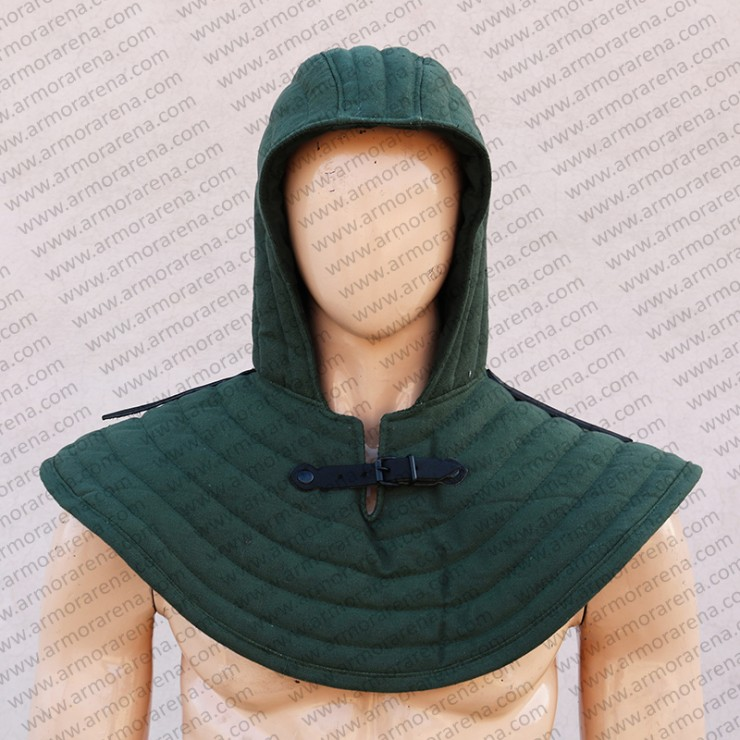 Padded Gorget Coif