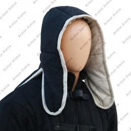 Fighting Padded Cap in Wool