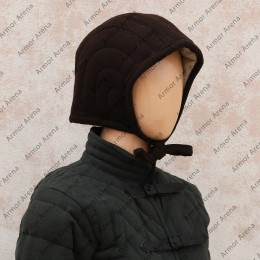 Wool Padded Arming Cap