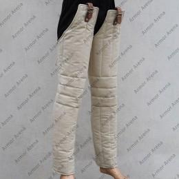 Padded Gambeson Legs