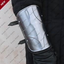 Monarch Steel Bracers