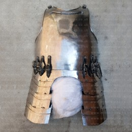 15th Century Medieval Breastplates with Tassets