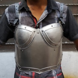 Female Breastplates