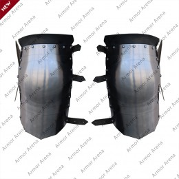 Gothic Style Knee Guard