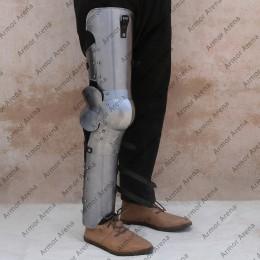 Leg Armor 14th-15th Century