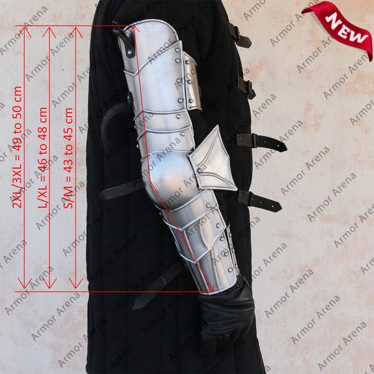 Lothbrok Arm Armor
