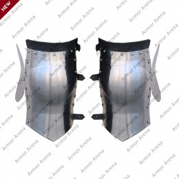 Medieval Knee Guard
