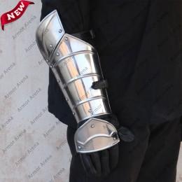 Ecbert Bracers with Hand Guard