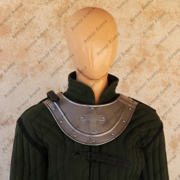 Gorget with Cross