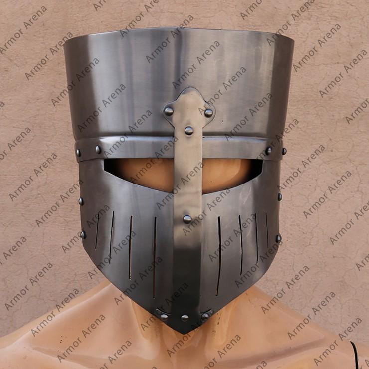Templar Crusader Helmet