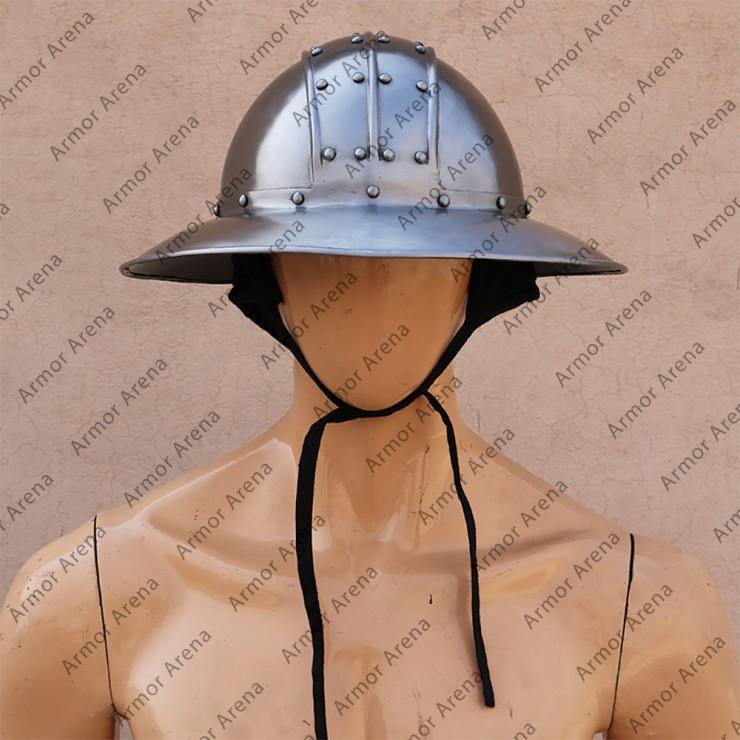 Medieval Infantry War Hat