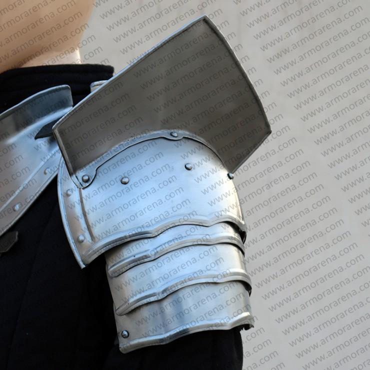 Shoulder with Sword Breaker